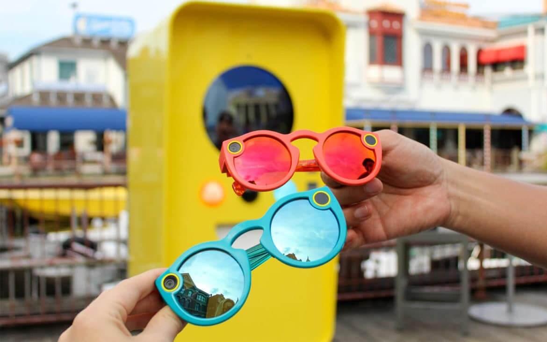 Snapbot no Complexo Universal Orlando Resort: Snapchat Spectacles nos parques da Universal
