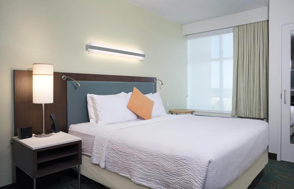Dicas de hotéis em Kissimmee: Hotel SpringHill Suites by Marriott Orlando