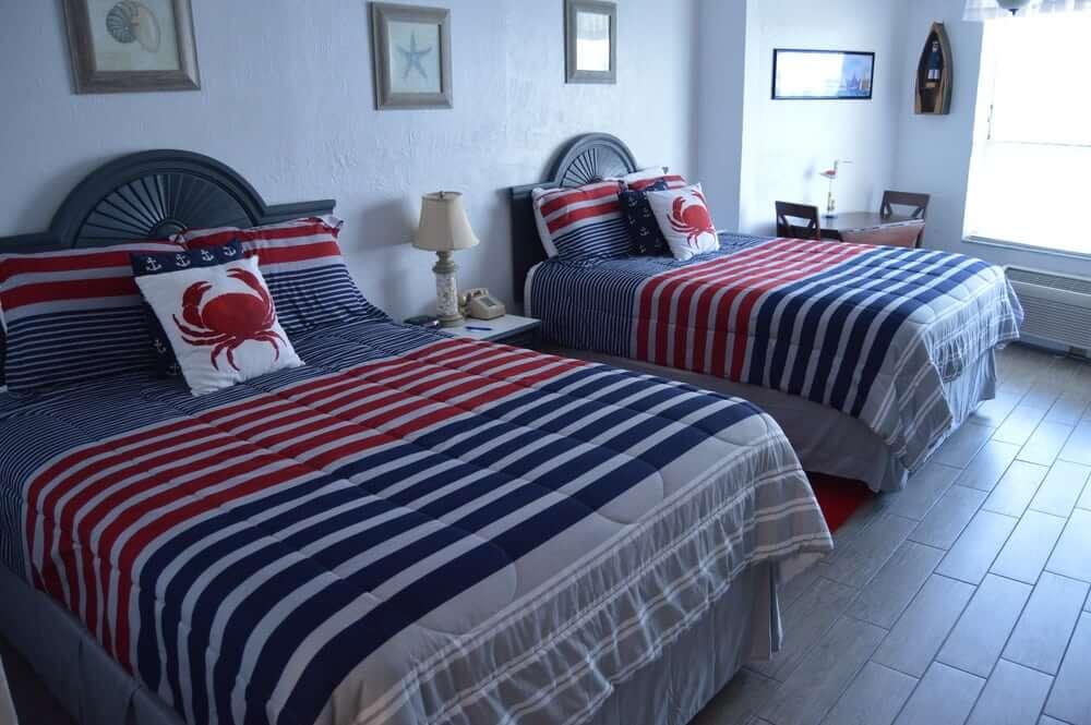 Hotéis bons e baratos em Daytona Beach: Hotel Fountain Beach Resort