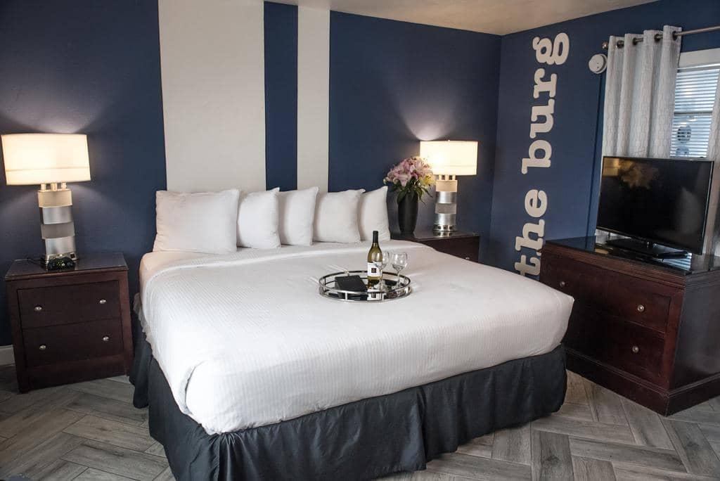 Hotéis bons e baratos em São Petersburgo: Hotel Avalon - quarto