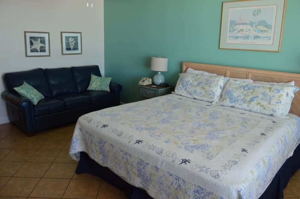 Dicas de hotéis em Daytona Beach: Hotel Fountain Beach Resort - quarto