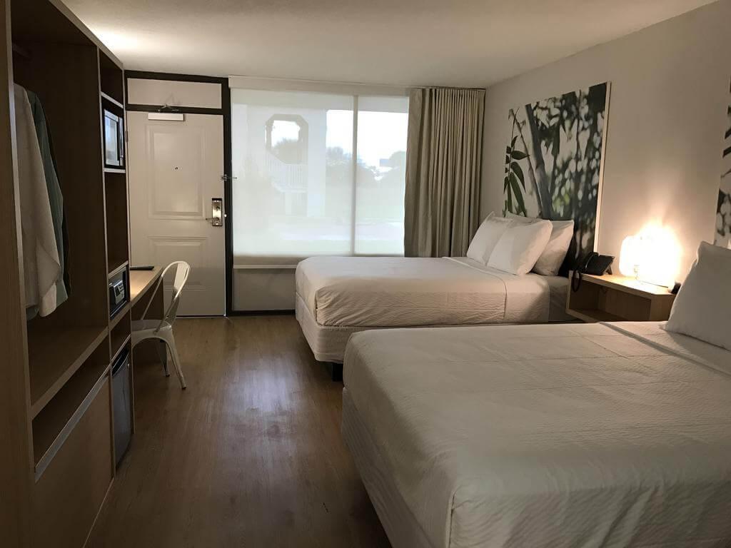 Dicas de hotéis em Kissimmee: Hotel GreenPoint - quarto
