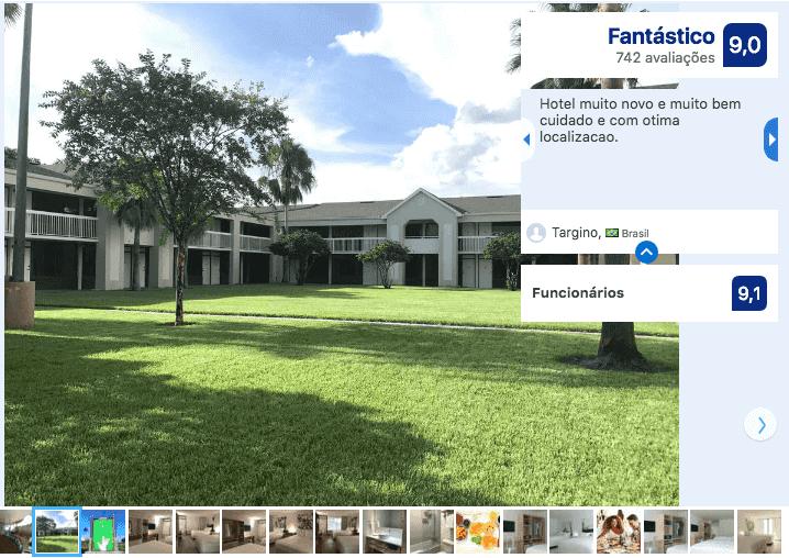 Dicas de hotéis em Kissimmee: Hotel GreenPoint