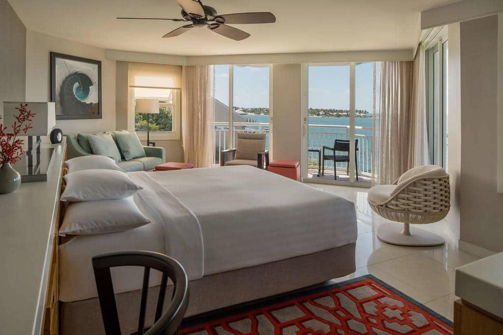 Dicas de hotéis em Key West: Hotel Hyatt Centric Key West Resort & Spa - quarto
