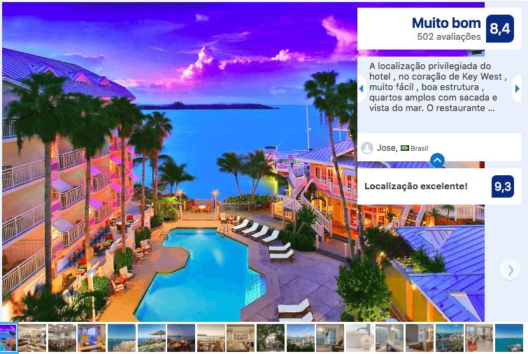 Dicas de hotéis em Key West: Hotel Hyatt Centric Key West Resort & Spa
