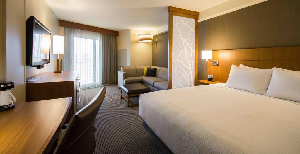 Dicas de hotéis em Daytona Beach: Hotel Hyatt Place Daytona Beach-Oceanfront - quarto