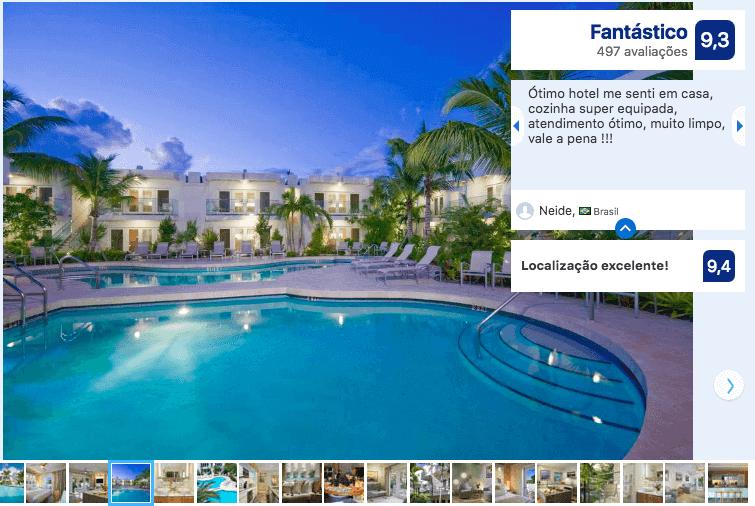 Hotéis de luxo em Key West: Hotel Santa Maria Suites Resort