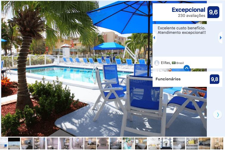 Hotéis de luxo em Fort Lauderdale: HotelSea Spray Inn