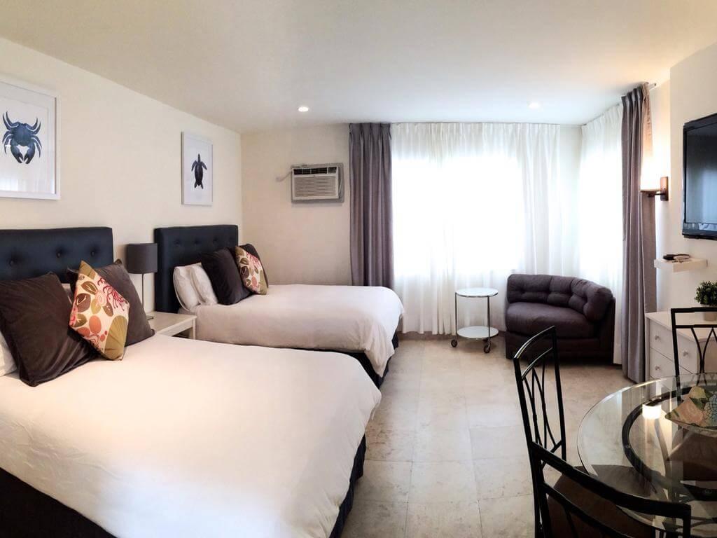 Hotéis de luxo em Fort Lauderdale: Hotel Seacrest - quarto