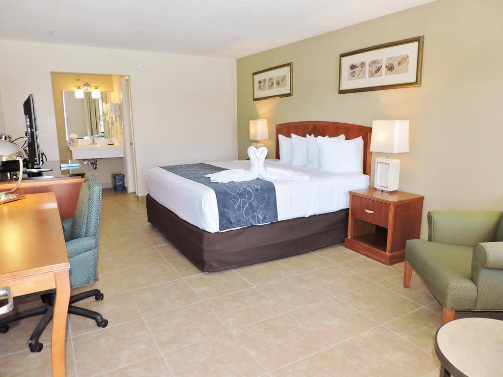 Hotéis bons e baratos em Kissimmee: HotelSeasons Florida Resort - quarto