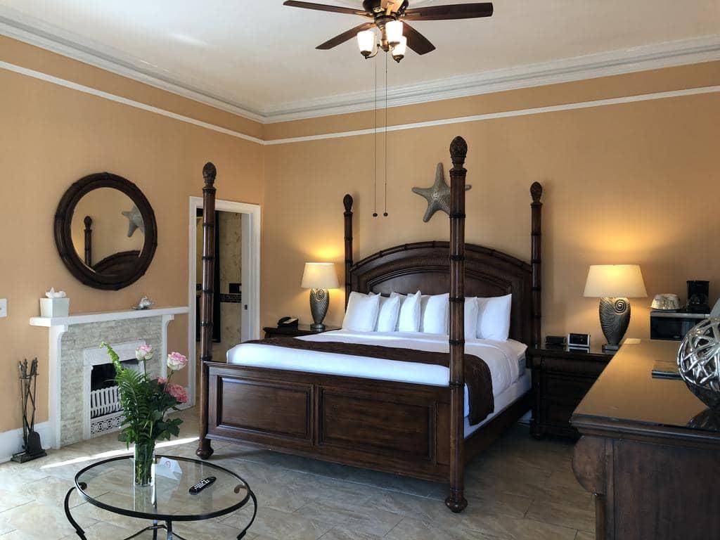 Hotéis de luxo em Key West: Hotel Southernmost Point Guest House - quarto