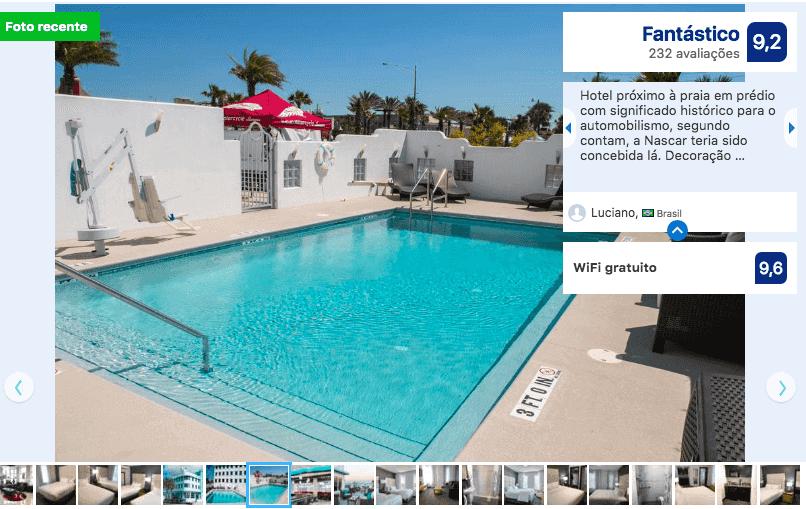 Hotéis de luxo em Daytona Beach: Hotel Streamline