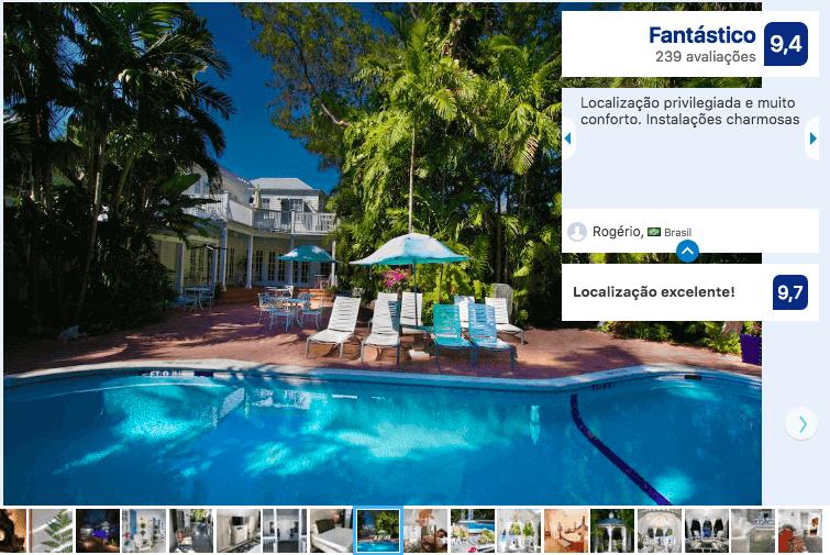 Hotéis de luxo em Key West: Hotel The Gardens