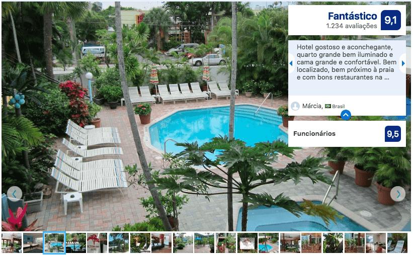 Hotéis de luxo em Fort Lauderdale: Hotel The Victoria Park