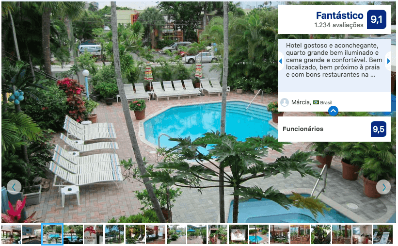 Melhores hotéis em Fort Lauderdale: Hotel The Victoria Park