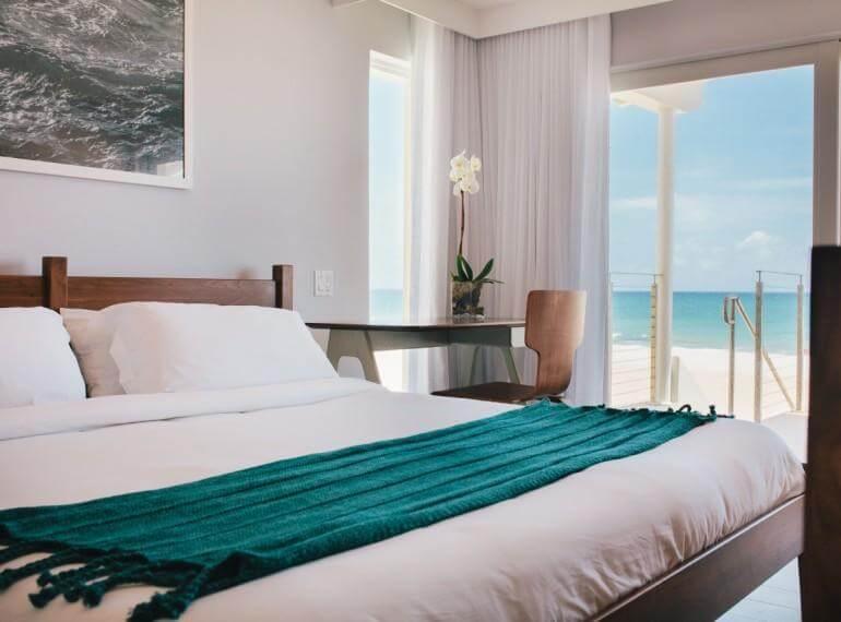Hotéis de luxo em Fort Lauderdale: Hotel Tides Inn - quarto