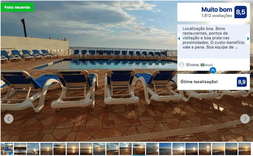 Dicas de hotéis em Daytona Beach: Hotel Tropical Winds Resort