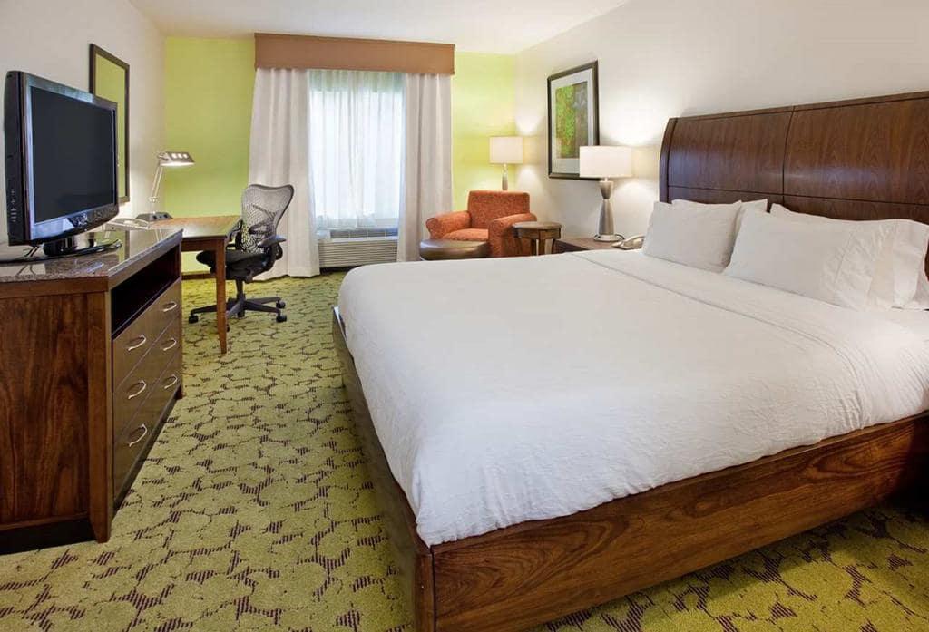 Dicas de hotéis em Boca Raton: HotelHilton Garden Inn - quarto