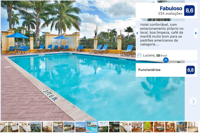 Dicas de hotéis em Boca Raton: HotelHilton Garden Inn