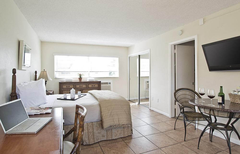 Dicas de hotéis em Boca Raton: Hotel Ocean Lodge - quarto