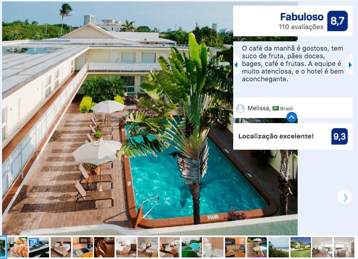 Dicas de hotéis em Boca Raton: Hotel Ocean Lodge