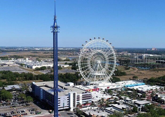 Complexo ICON Park em Orlando: ingressos