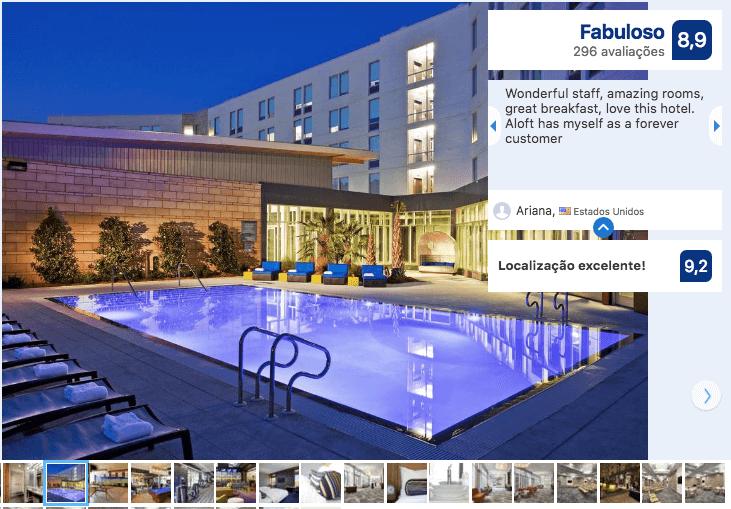 Hotéis de luxo em Jacksonville: Hotel Aloft