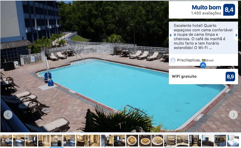Dicas de hotéis em Naples: Hotel Best Western