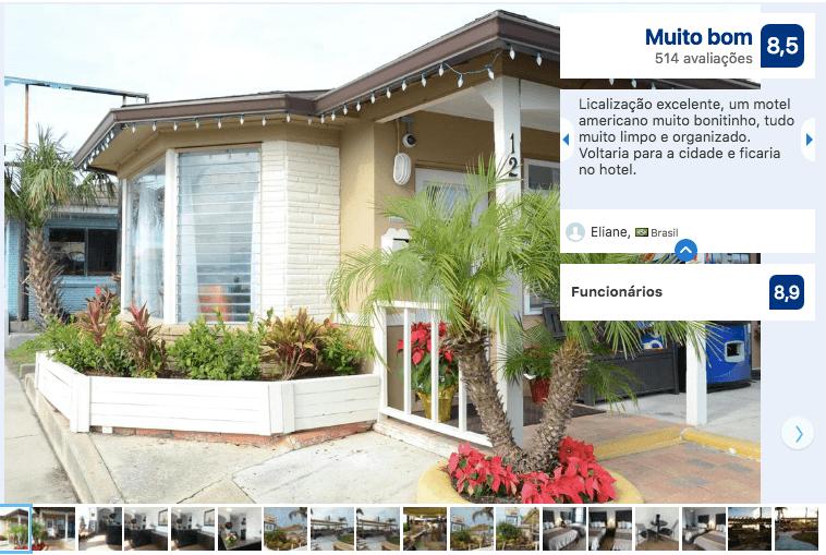 Hotéis bons e baratos em Saint Augustine: HotelBudget Inn