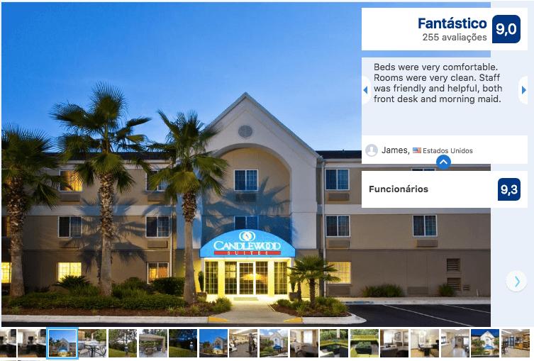 Hotéis bons e baratos em Jacksonville: HotelCandlewood Suites