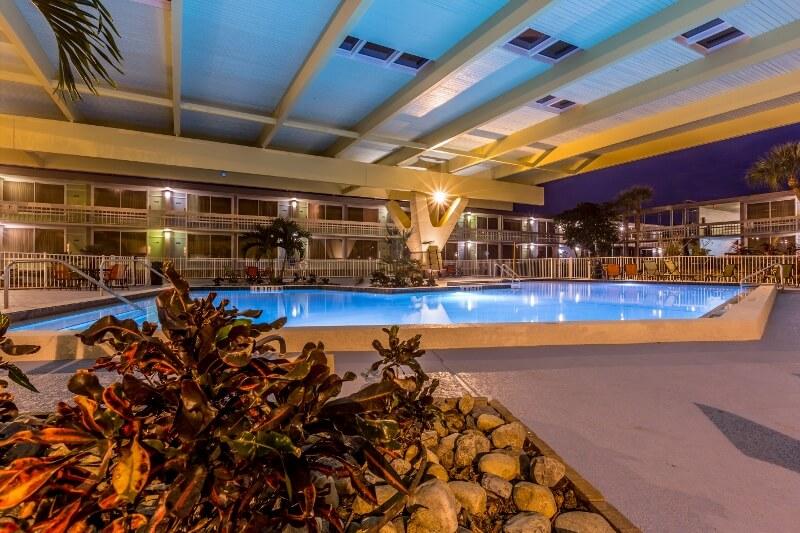 Hotel Champions World Resort: piscina