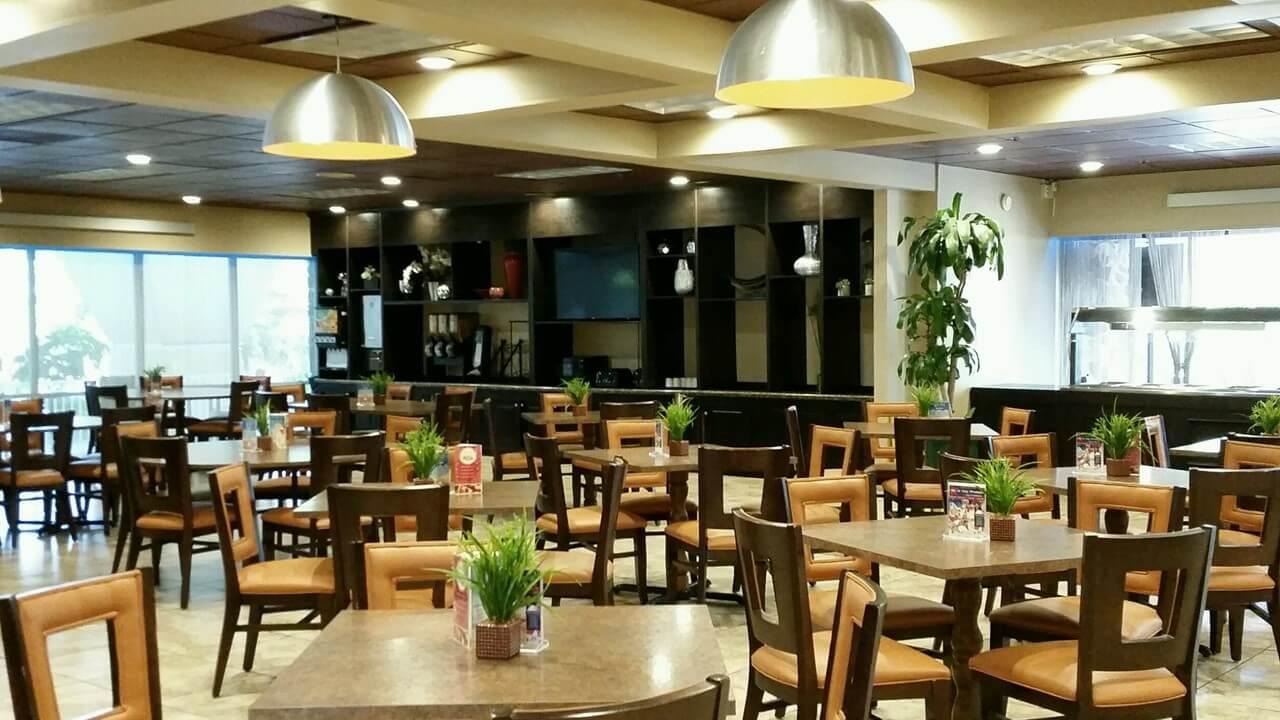 Hotel Champions World Resort: restaurante Frazier's Place