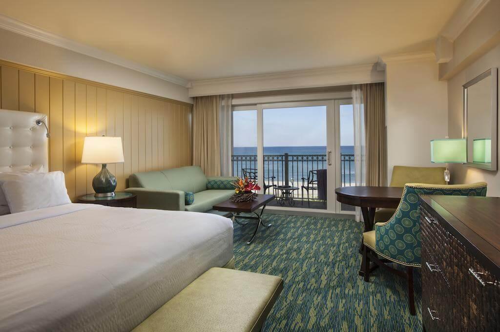 Melhores hotéis em Boca Raton: HotelDelray Sands Resort - quarto