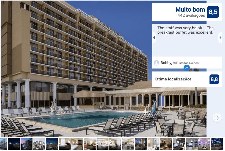 Hotéis de luxo em Jacksonville: HotelDoubleTree by Hilton