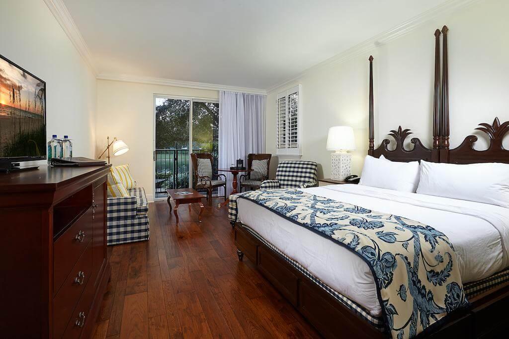 Melhores hotéis em Naples: HotelInn at Pelican Bay - quarto