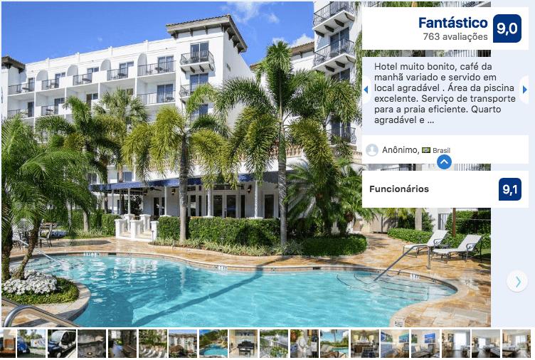 Melhores hotéis em Naples: HotelInn at Pelican Bay