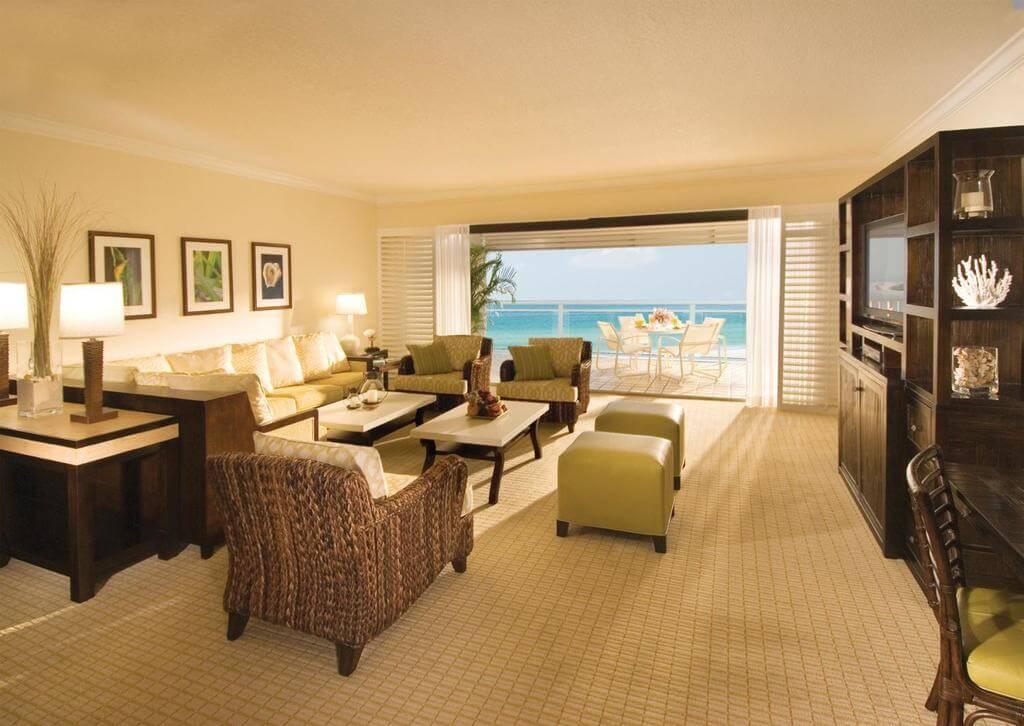 Hotéis de luxo em Sarasota: Hotel Longboat Key Club & Resort - quarto
