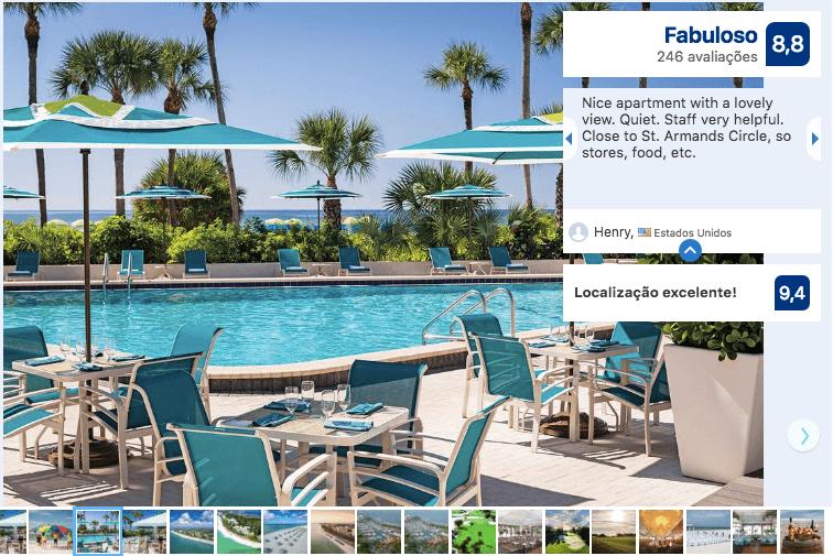 Hotéis de luxo em Sarasota: Hotel Longboat Key Club & Resort