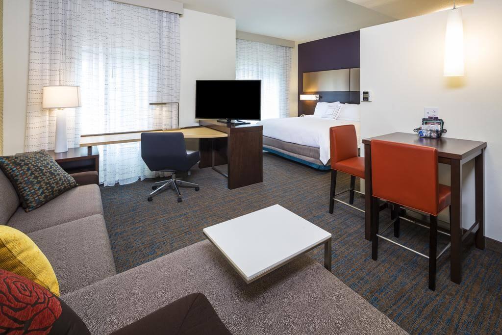Hotéis de luxo em Jacksonville: HotelResidence Inn by Marriott - quarto