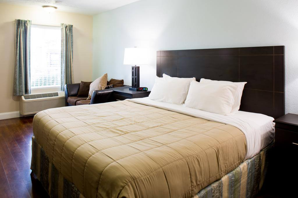 Hotéis bons e baratos em Saint Augustine: HotelSouthern Oaks Inn - quarto