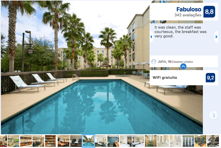 Hotéis bons e baratos em Jacksonville: Hotel SpringHill Suites