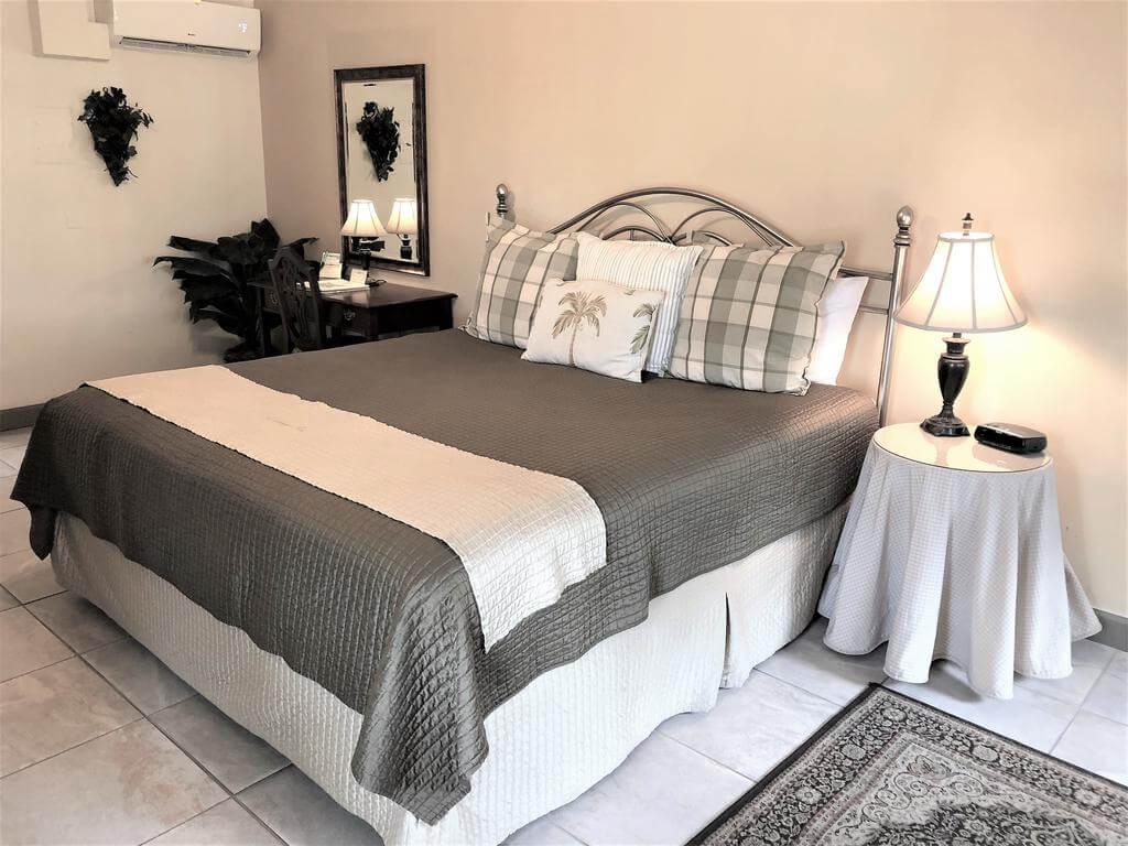 Hotéis de luxo em Saint Augustine: HotelSt George Inn - quarto
