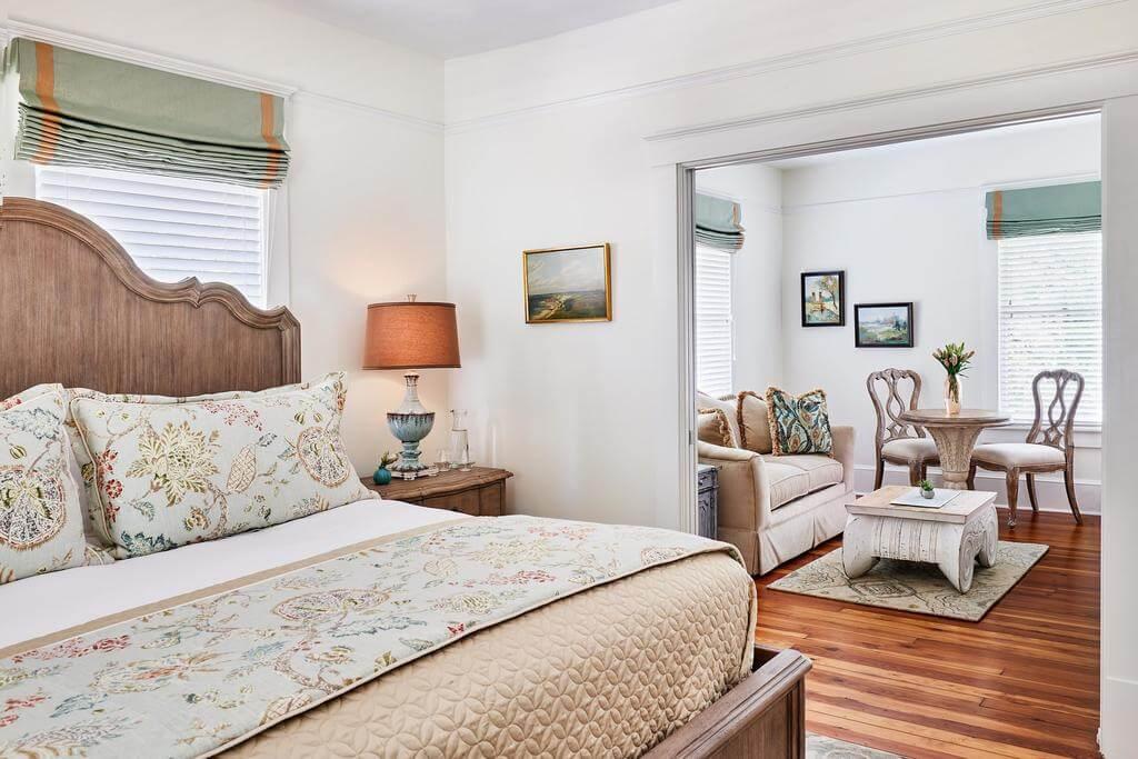 Hotéis de luxo em Saint Augustine: HotelThe Collector - Luxury Inn & Gardens - quarto