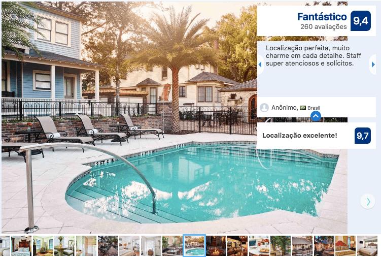 Hotéis de luxo em Saint Augustine: HotelThe Collector - Luxury Inn & Gardens