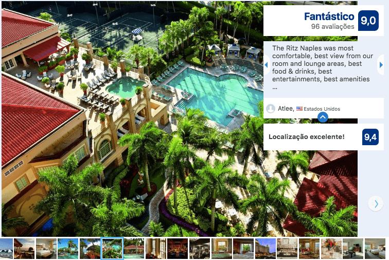 Melhores hotéis em Naples: Hotel The Ritz-Carlton
