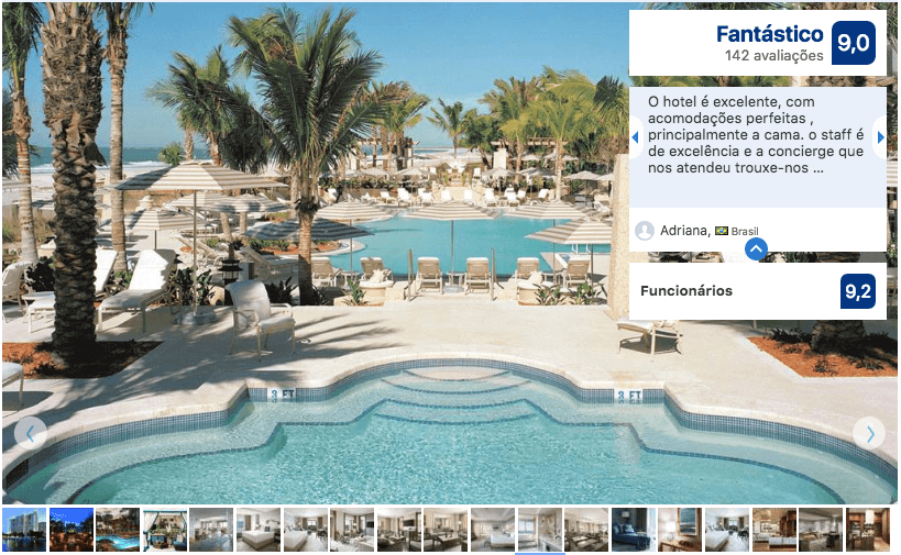 Hotéis de luxo em Sarasota: HotelThe Ritz-Carlton