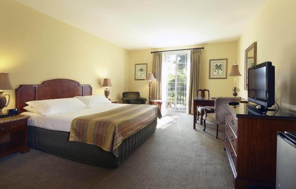 Dicas de hotéis em Naples: Hotel Trianon Old - quarto