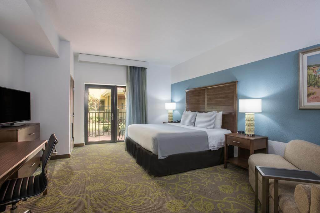 Hotéis de luxo em Saint Augustine: HotelTRYP by Wyndham Sebastian - quarto