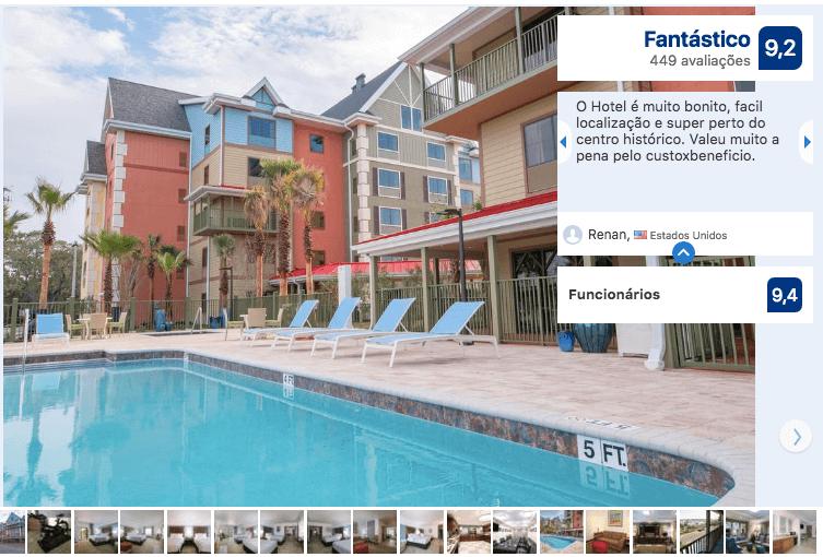 Hotéis de luxo em Saint Augustine: HotelTRYP by Wyndham Sebastian