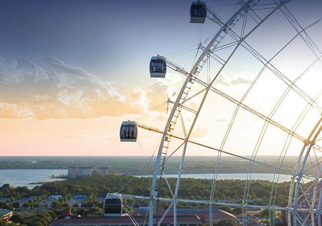 Roda-gigante ICON Orlando